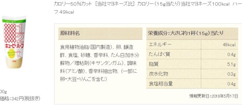 キューピーハーフマヨネーズ_74683d05-c05c-4a49-b51a-003205f5ae80
