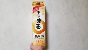 白鶴サケパック米だけのまる純米酒_w1280_20191211_224511