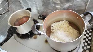 玉うどん(3食入)/だい久製麺_20200412_123124