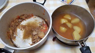 コンソメ洋風スープの素 顆粒(2015)/味の素_20200426_133925
